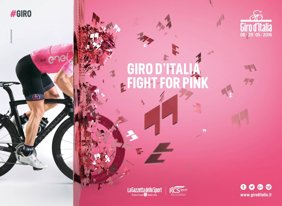 Parte la gara per vincere la Maglia rosa e gli Italiani sono sempre più un popolo di ciclisti