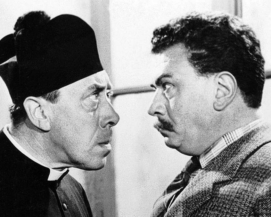 Don Camillo: il sanguigno e combattivo prete di campagna