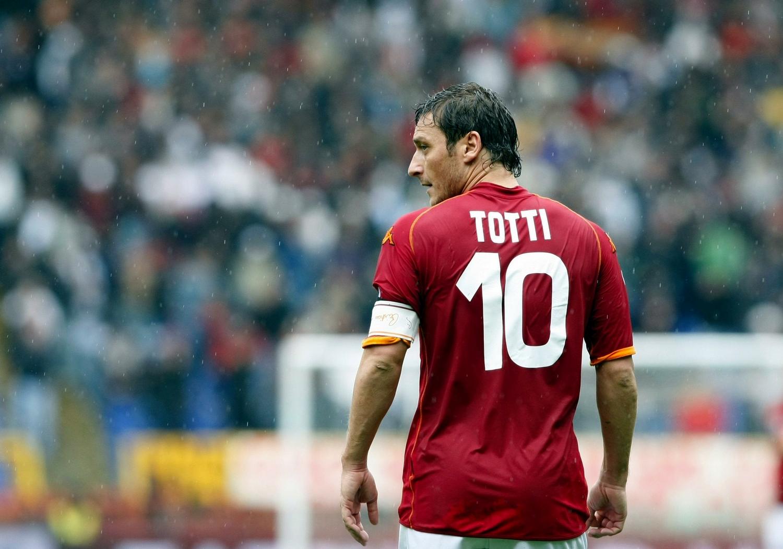 Francesco Totti: l'addio al calcio giocato del Capitano