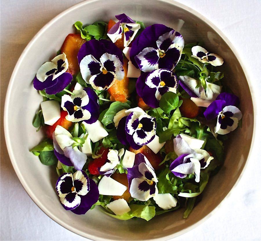 Le virtù nutrizionali dei fiori