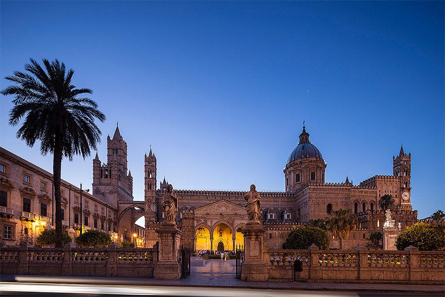 Il riconoscimento dell'itinerario arabo-normanno alla città di Palermo