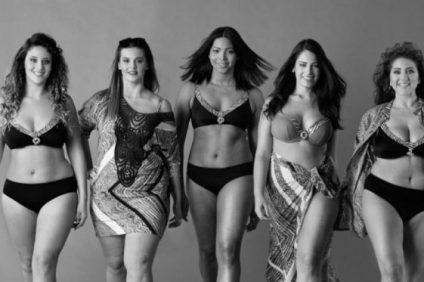 Donna curvy: un nuovo canone femminile