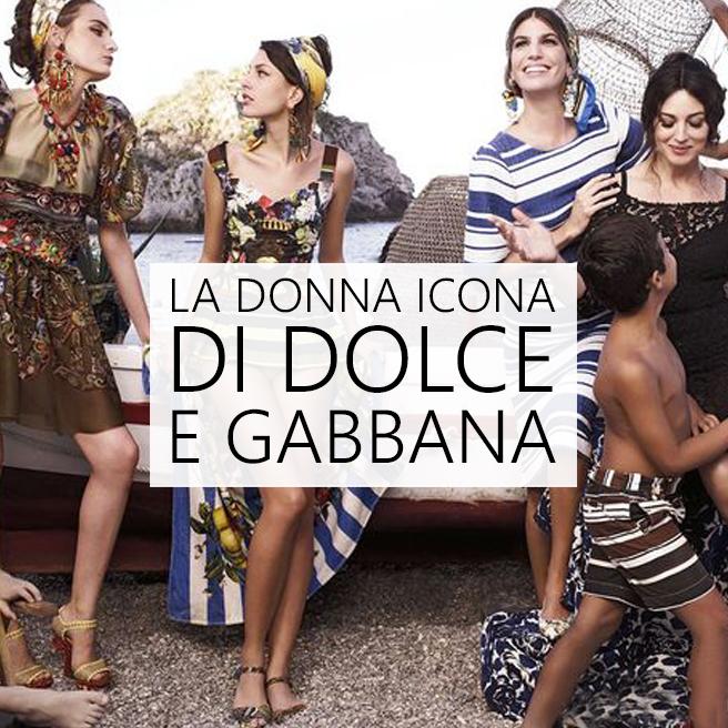 La Sicilia protagonista dello stile di Dolce&Gabbana