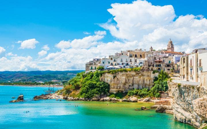 Lecce è stata tra le mete più gettonate del Sud, dopo Napoli.