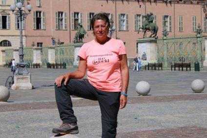 #Steptostopviolence: Un cammino in memoria delle vittime di femminicidio