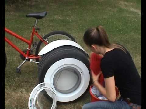 Lavandando: una della eco-invenzioni di Chiara Sonda, designer veneta