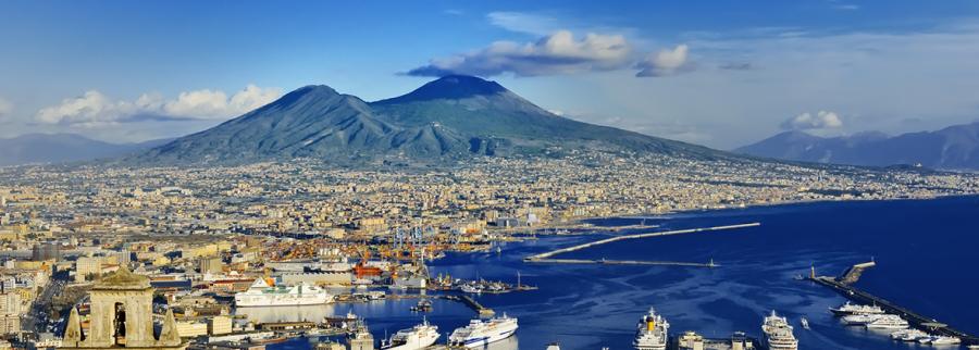 L'oro di Napoli per l'evento Dolce&Gabbana