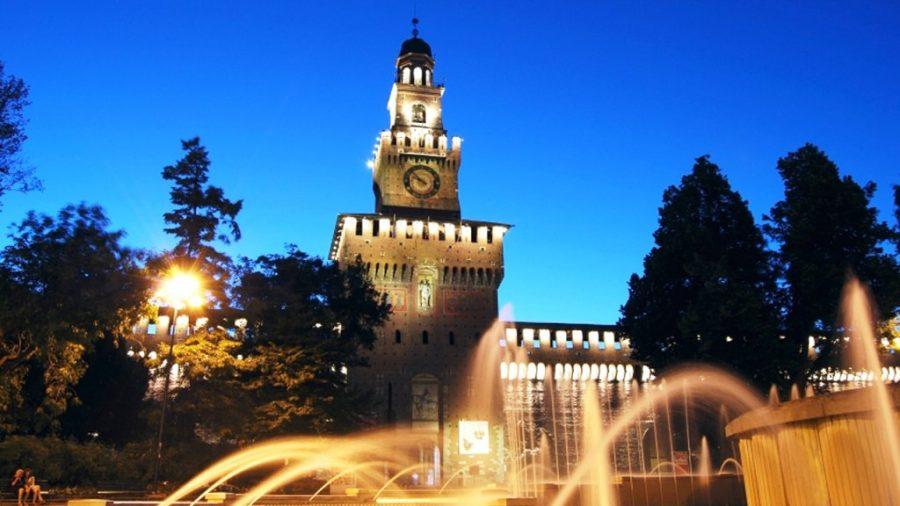 Tornano i Notturni in Castello, rassegna di concerti ospitata da uno dei luoghi simbolo di Milano: la Fortezza voluta da Francesco Sforza.