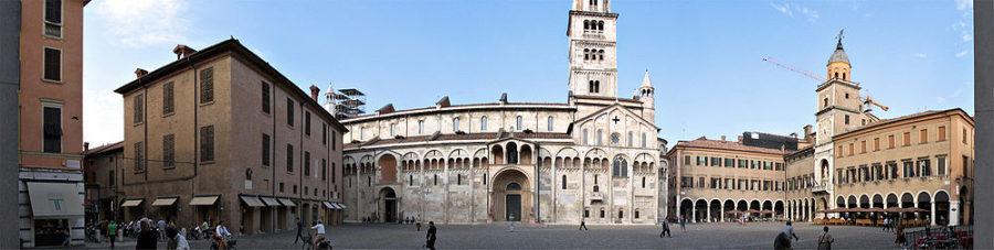 Modena ( Emilia Romagna) è la patria delle eccellenze