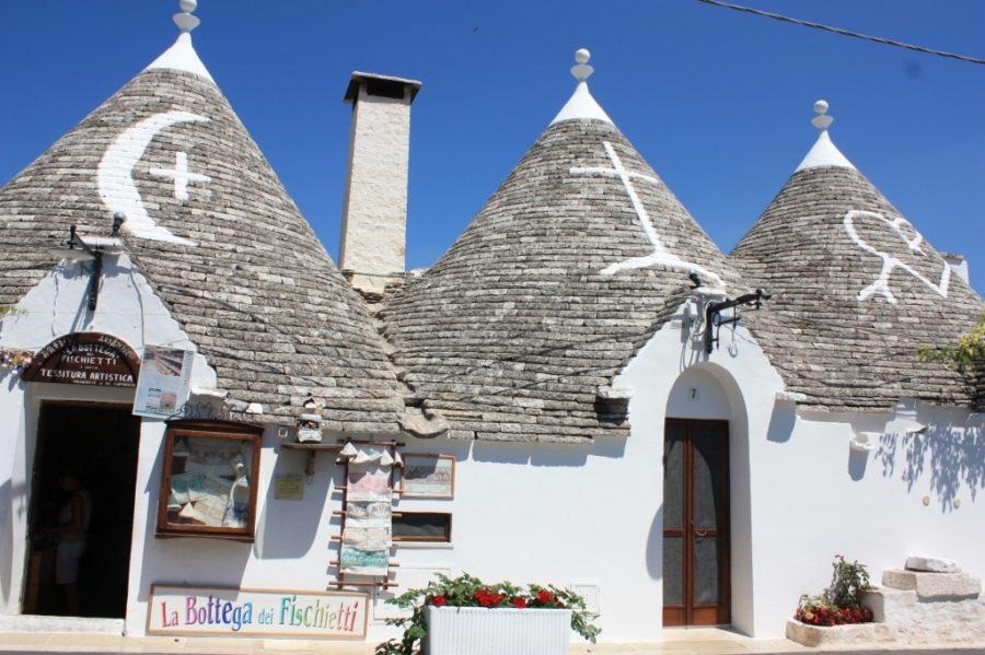 Da Savelletri ad Alberobello: un tour tra i luoghi che hanno conquistato la popstar