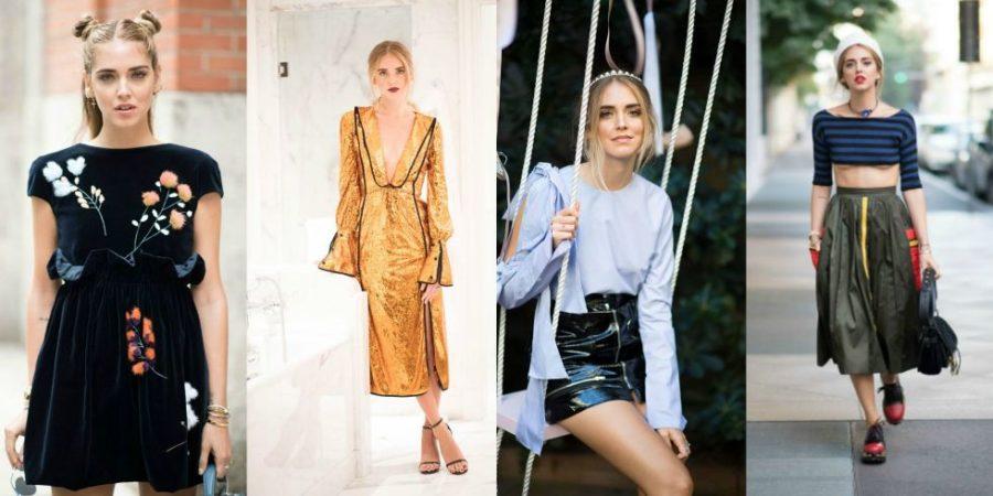 La giovane fashion blogger, grazie alla sua italianità, è stata inclusa dalla rivista Forbes nella lista dei top fashion influencer 2017
