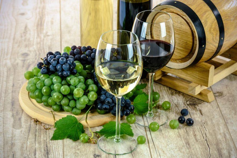 I Castelli di Jesi lavorano le uve del Verdicchio per produrre vini complessi e generosi