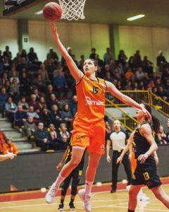 Cecilia Zandalisini la strordinaria atleta wnba