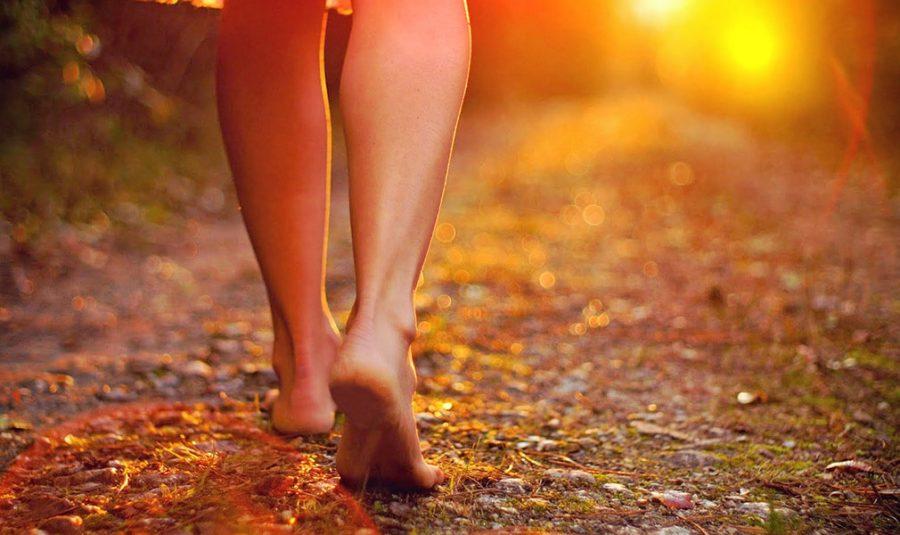 Quaranta minuti di camminata veloce all'aperto 3-4 volte a settimana, sono l'ideale per bruciare i grassi di troppo