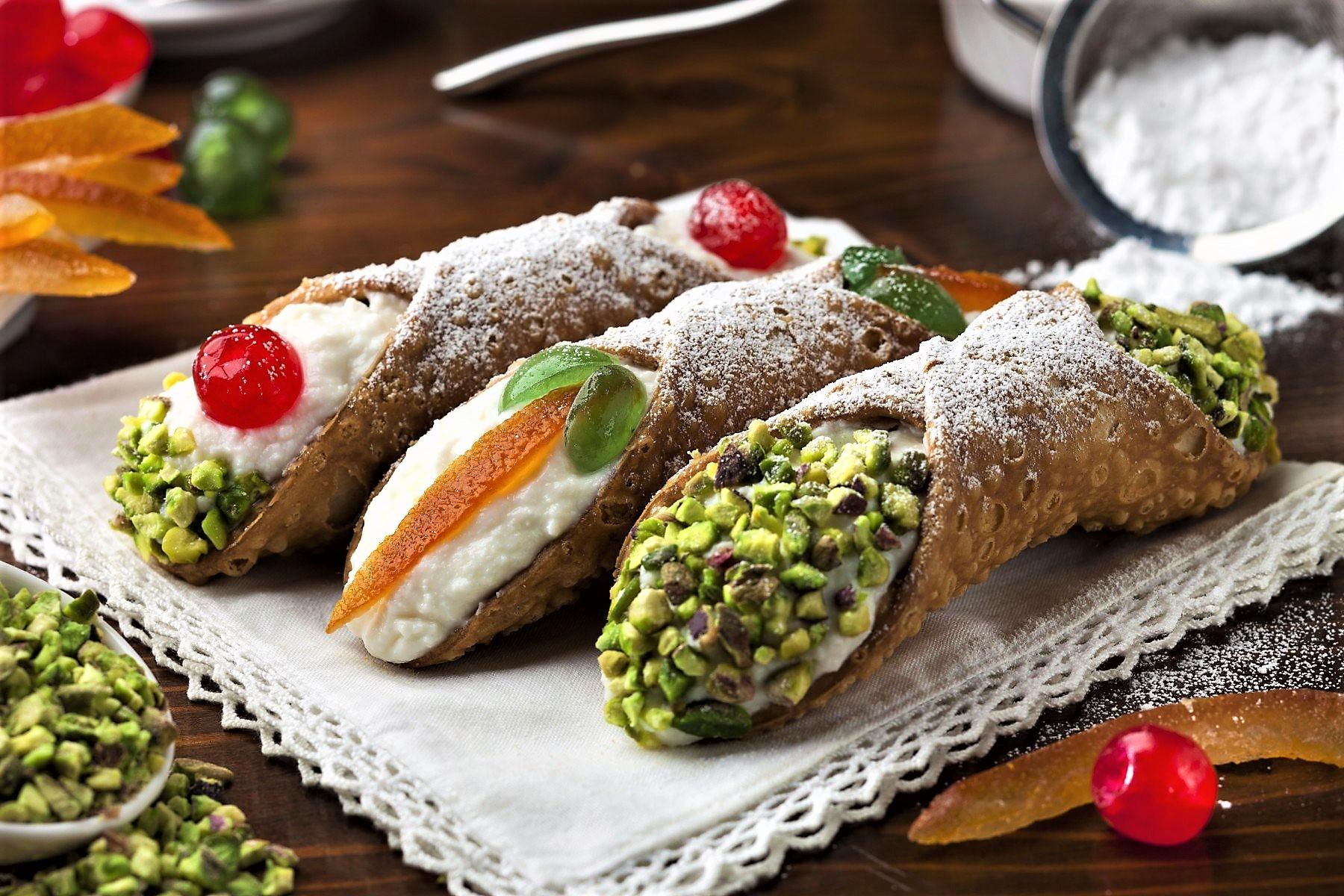 Un dolce tipico siciliano