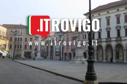Piazza Vittorio Emanuele, Rovigo