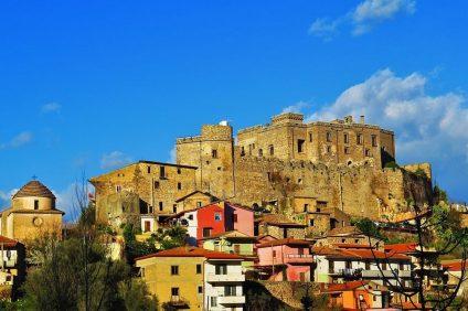 Limatola ed il suo castello