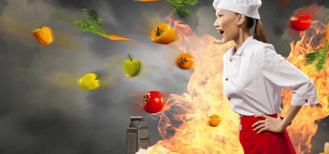 Maria ritiene che lo chef sia il mestiere più bello del mondo ma non è solo quello che si vede in tv.