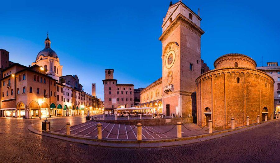 Considerata uno dei principali centri del Rinascimento italiano, Mantova è anche una città molto rispettosa dell'ambiente.