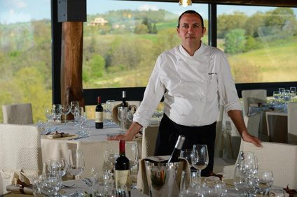 Chef Antonio Carullo