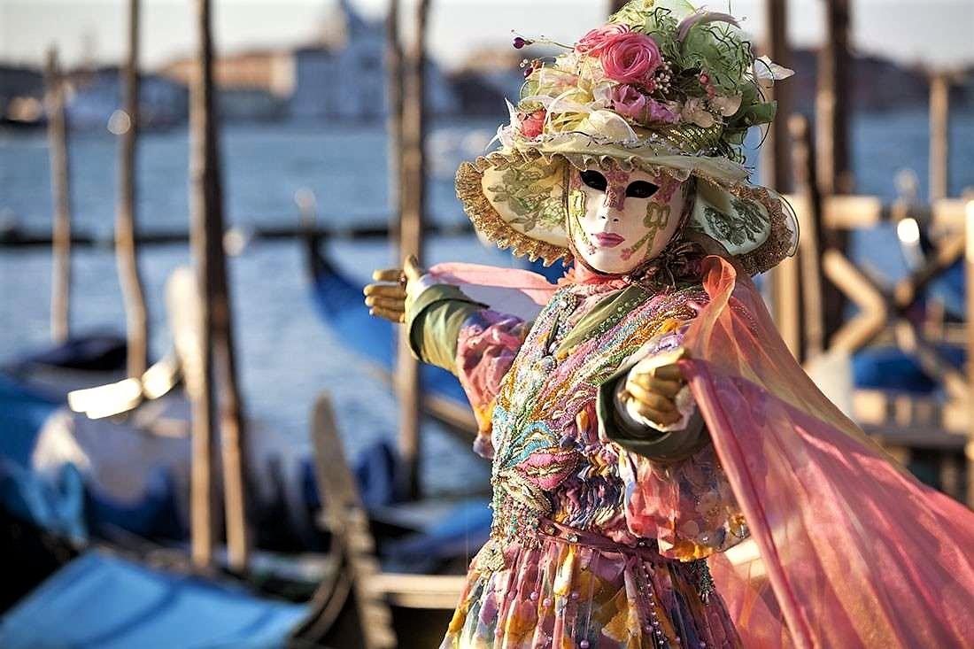 Da Viareggio a Venezia: il carnevale in Italia