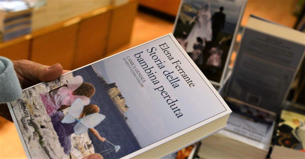 Copertina del libro Storia della bambina perduta - Elena Ferrante