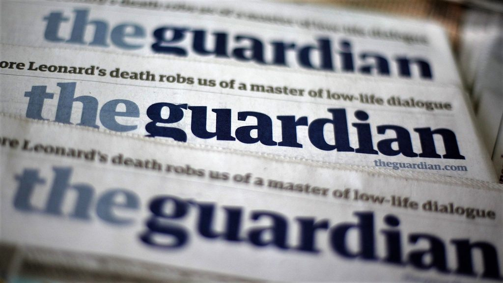 Elena Ferrante e la collaborazione con il The Guardian