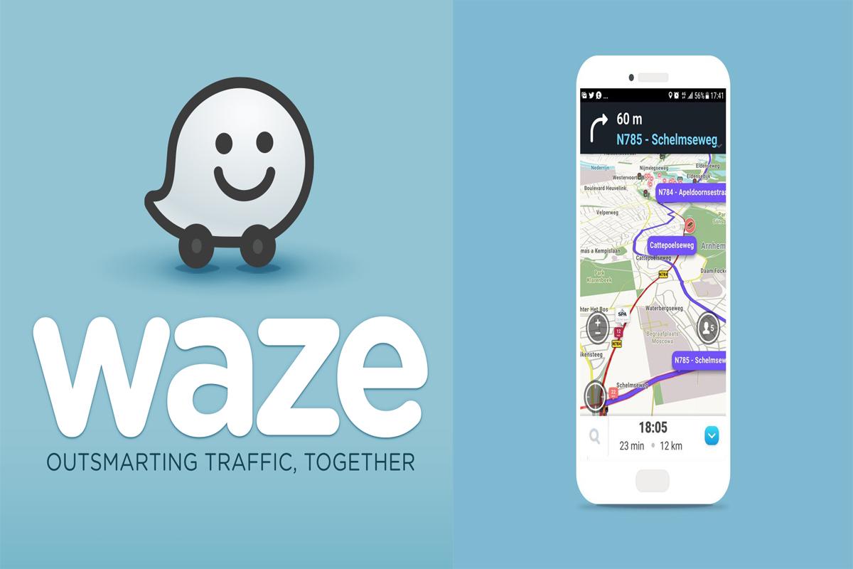 le 5 app: Waze