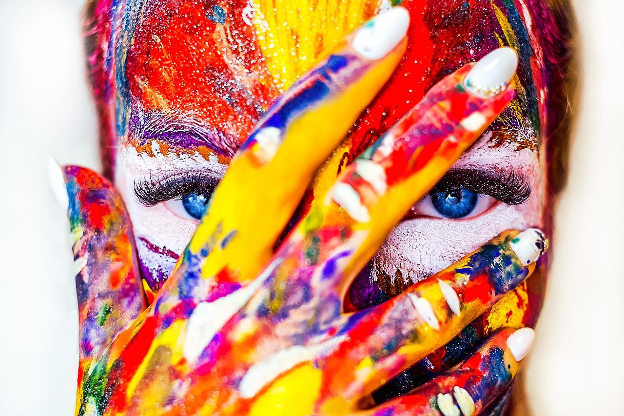 I mille colori della donna