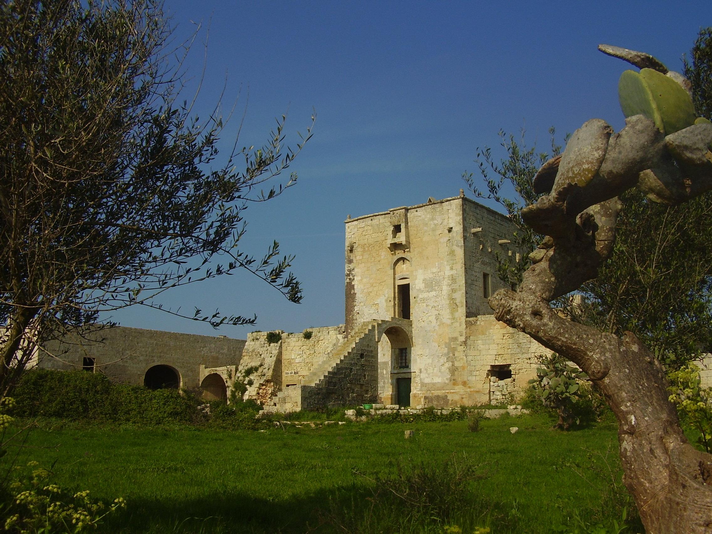 Masseria Cippano, ad Otranto
