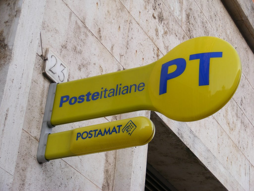 le 5 app: Poste Italiane