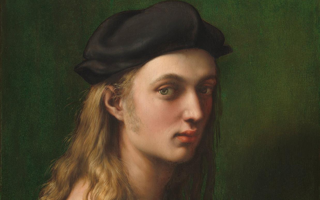 Raffaello, ritratto di Bindo Altoviti