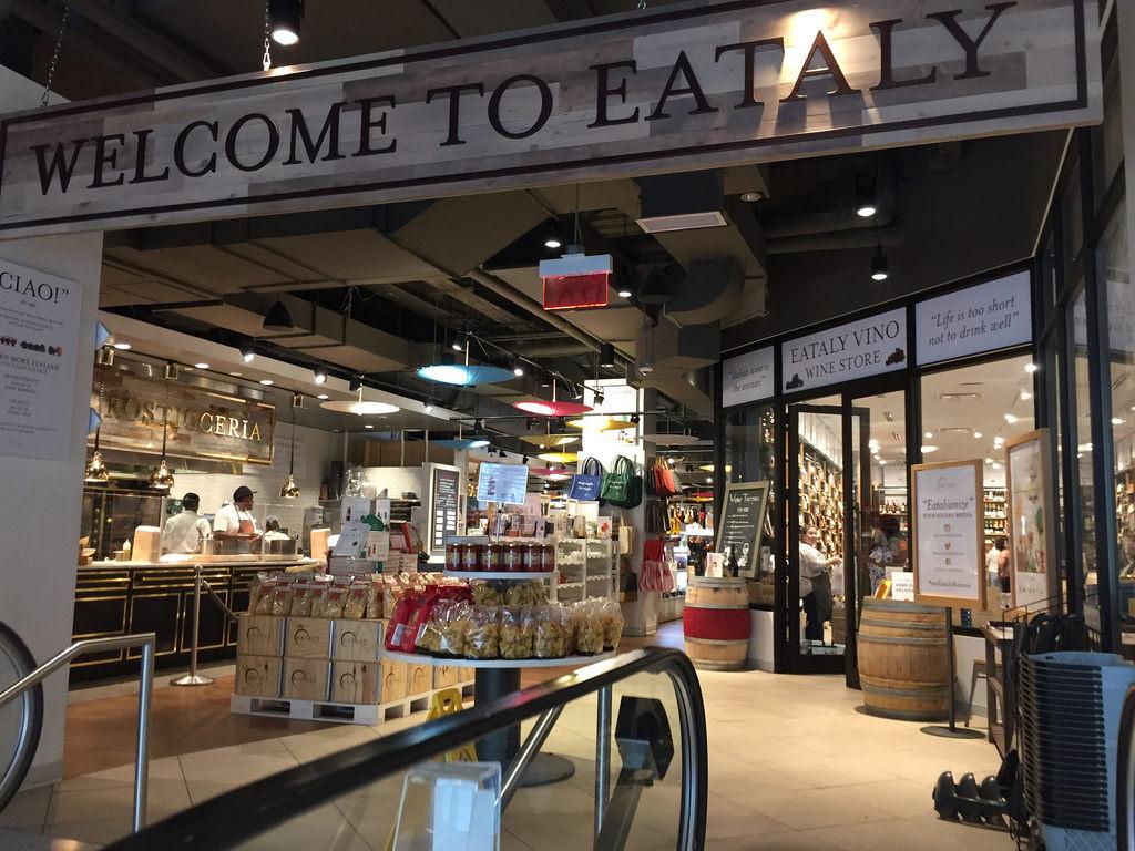 interno dell'Eataly