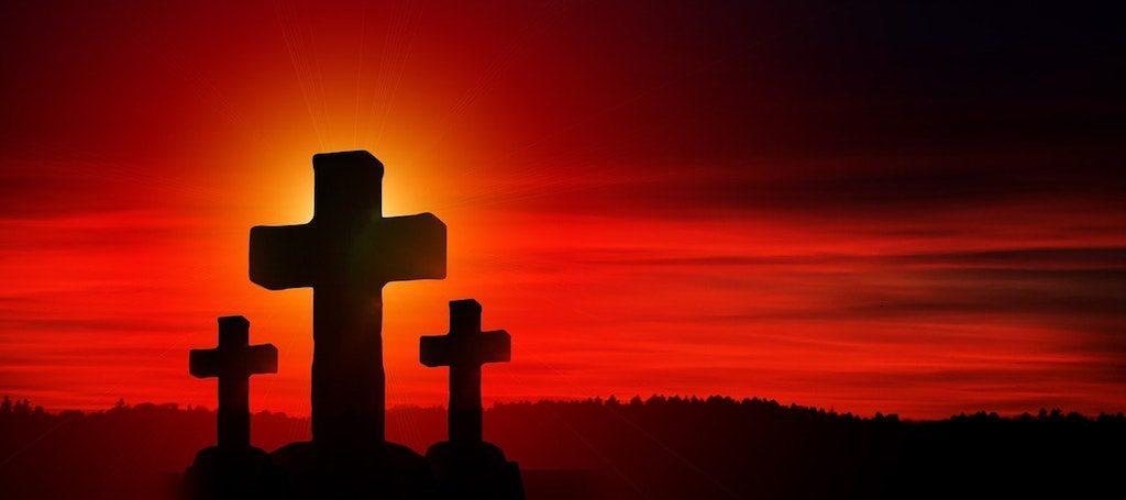 La Pasqua, le croci