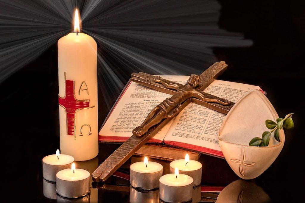 La Pasqua, i simboli religiosi