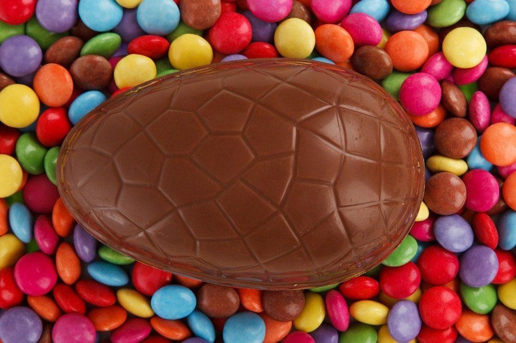 La Pasqua, l'uovo di cioccolato