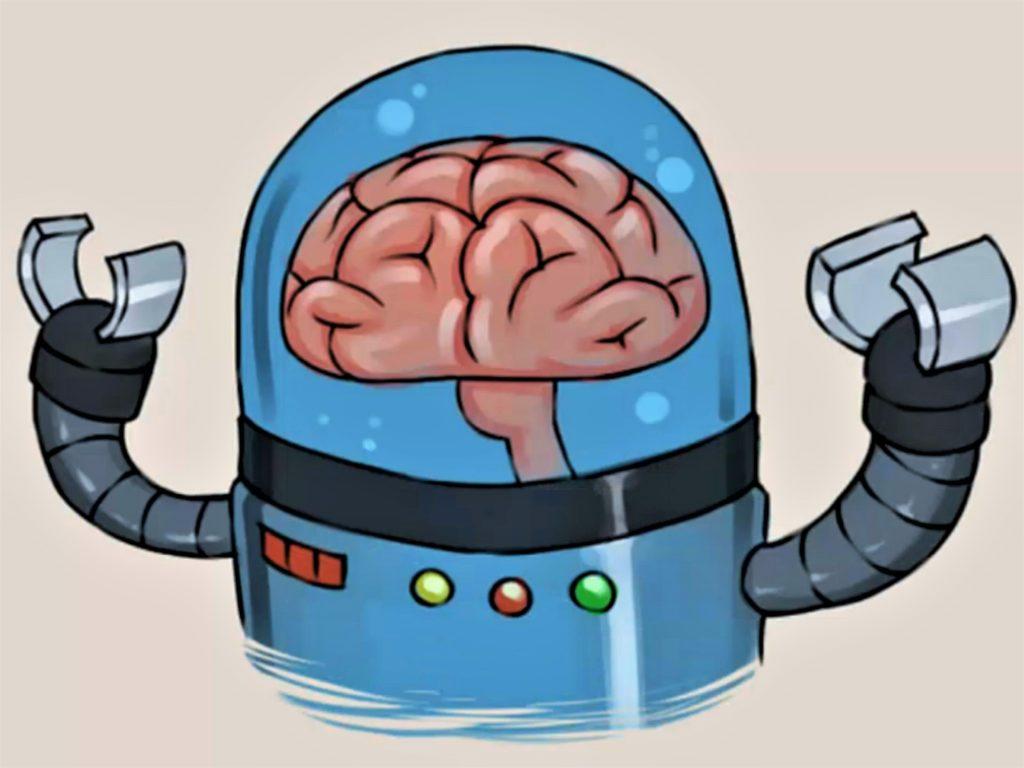 un robot capace di pensare prima di agire