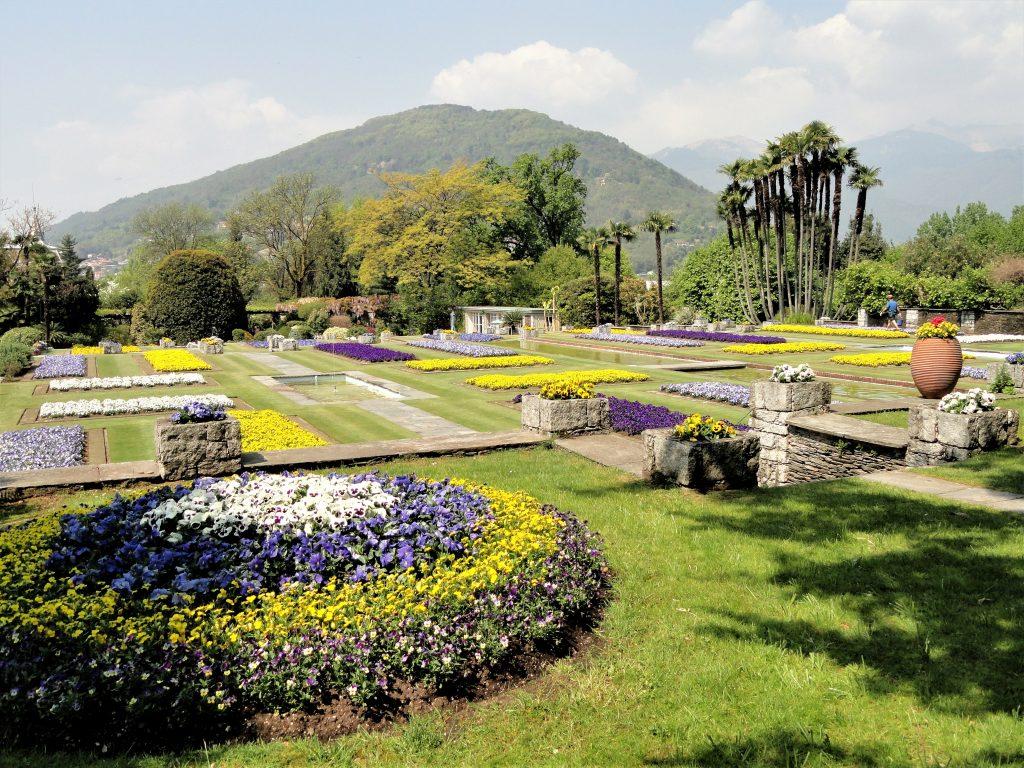Il giardino di Villa Taranto