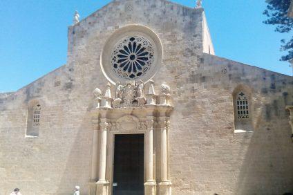 La Cattedrale di Otranto (foto di Marcella Calascibetta)