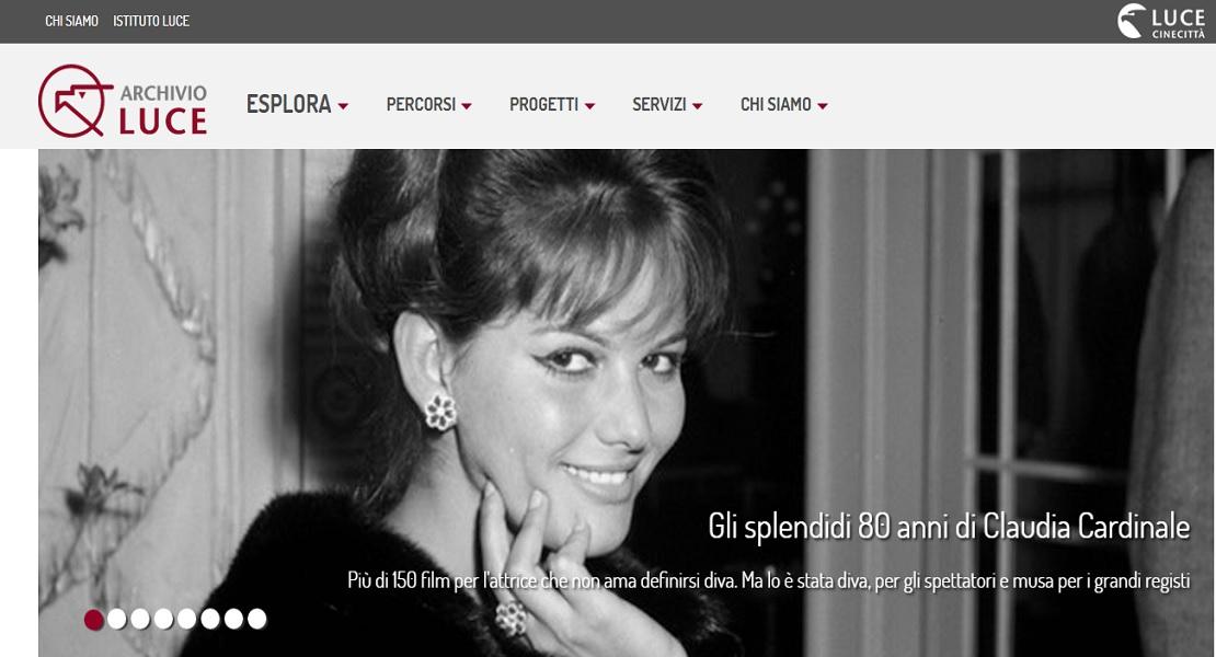 Archivio Luce online
