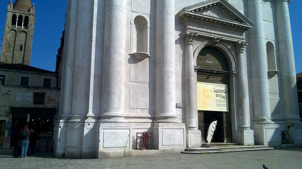 Mostra Leonardo Da Vinci a Venezia