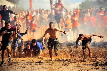 La maratona più pazza del mondo: la spartan Race