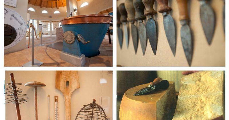 Esposizione Parmigiano Reggiano