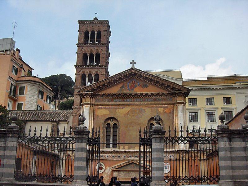 Veduta esterna della basilica