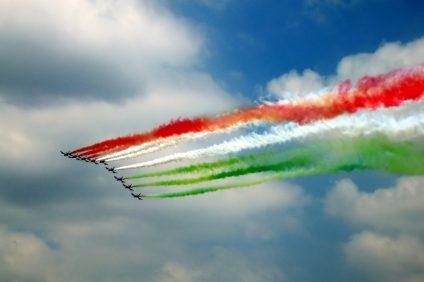 Festa della Repubblica, frecce tricolori