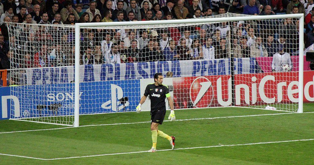 Buffon lascia la Juventus - Champions League