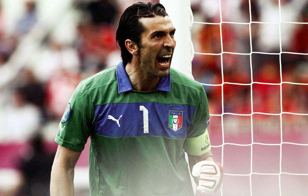 Buffon lascia la Juventus - Gigi Buffon