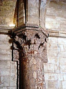 Castel del Monte - capitello