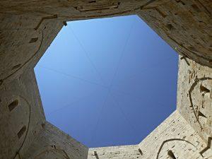 Castel del Monte - disegno geometrico
