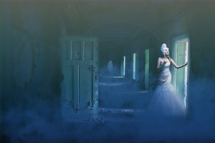 Donna misteriosa